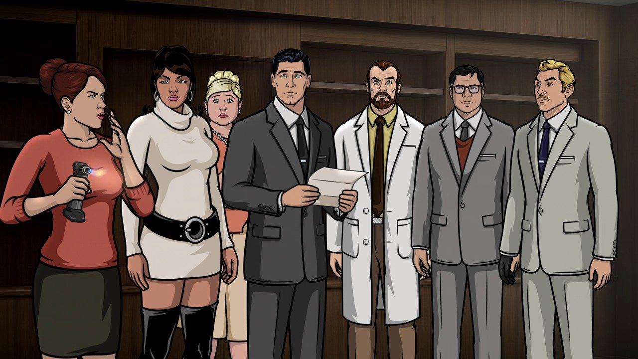 Spoilers and Release Date For Archer Season 12 Episode 9