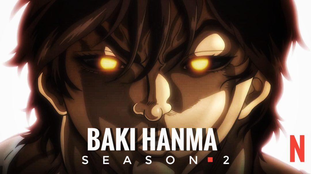 Baki Hanma season 2 release date