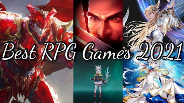 Best RPG mobile games 2021