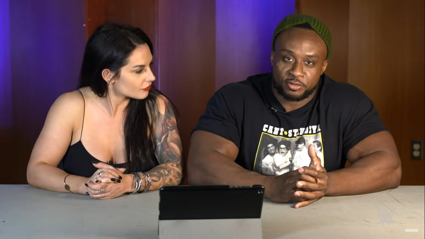 Big E with Kaitlyn