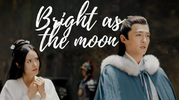 Bright as the moon