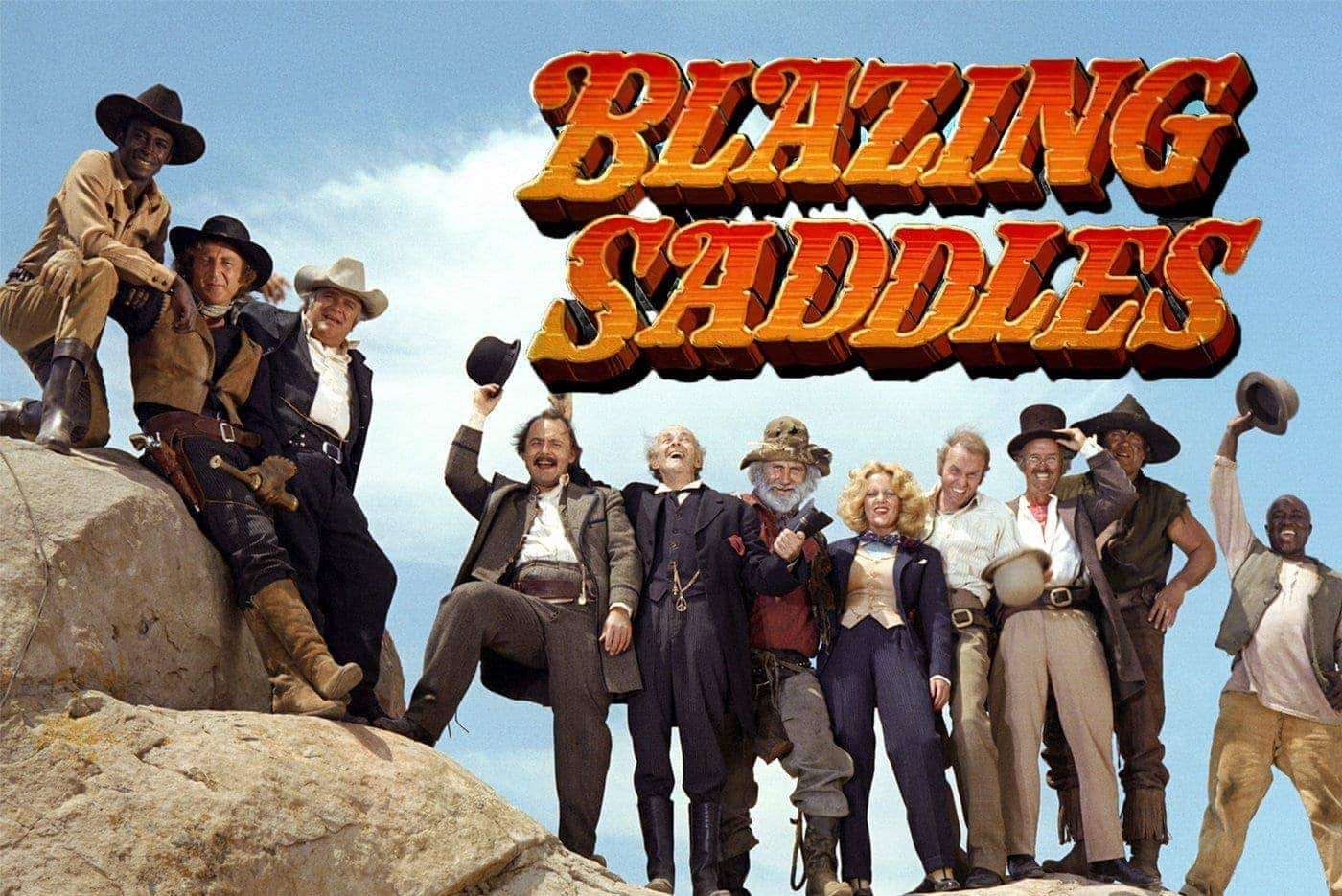 Blazing Saddles Movie