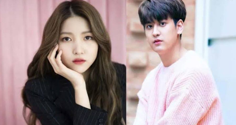 Jung Chan-woo and Sowon are set to star in upcoming horror rom-com