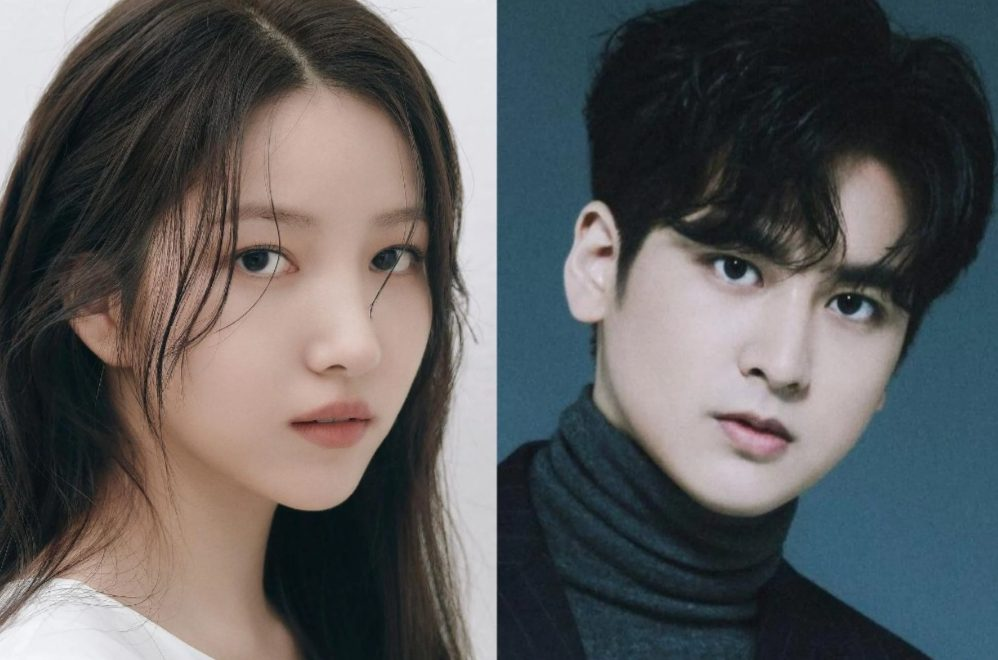 Jung Chan-Woo and Sowon are set to star in a new horror rom-com