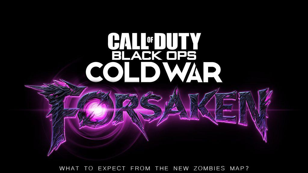 Cold War Forsaken Zombies Map