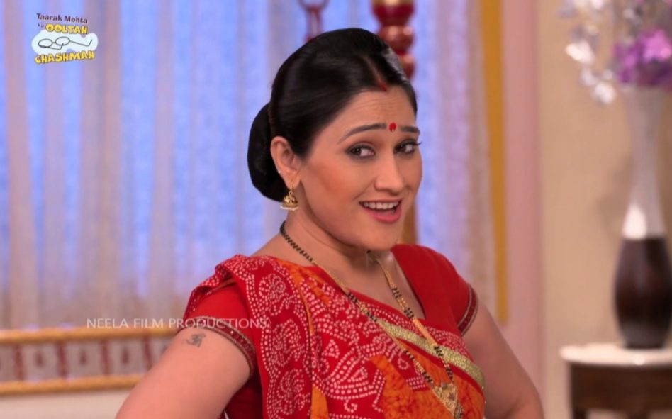 Is Daya from Taarak Mehta Ka Ooltah Chashmah pregnant in real life?