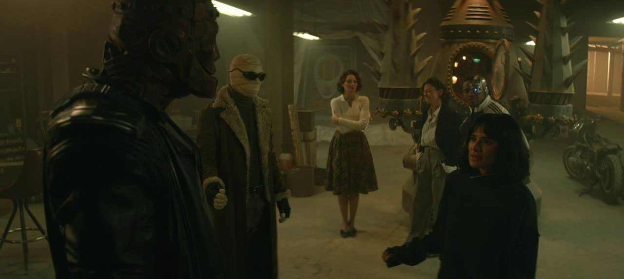 Events From Previous Episode That May Affect Doom Patrol Season 3 Episode 5