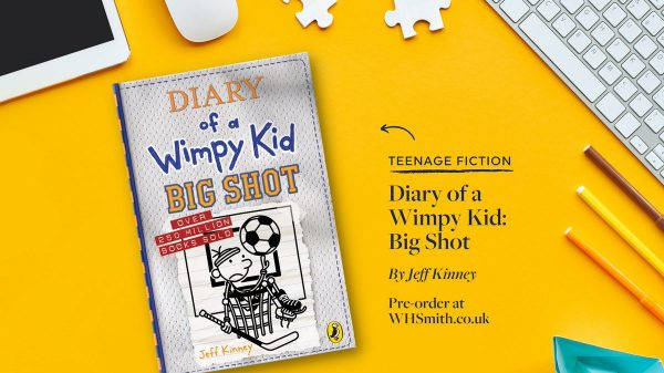 Diary Of A Wimpy Kid Big Shot Release Date: Everything About The Kinney's 16th Edition