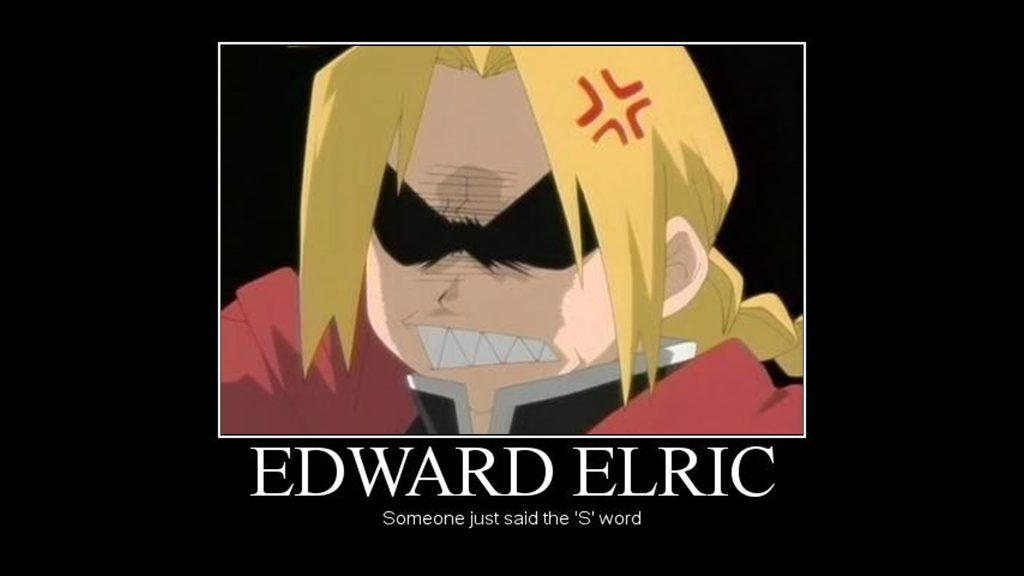 Edward Eliric is short