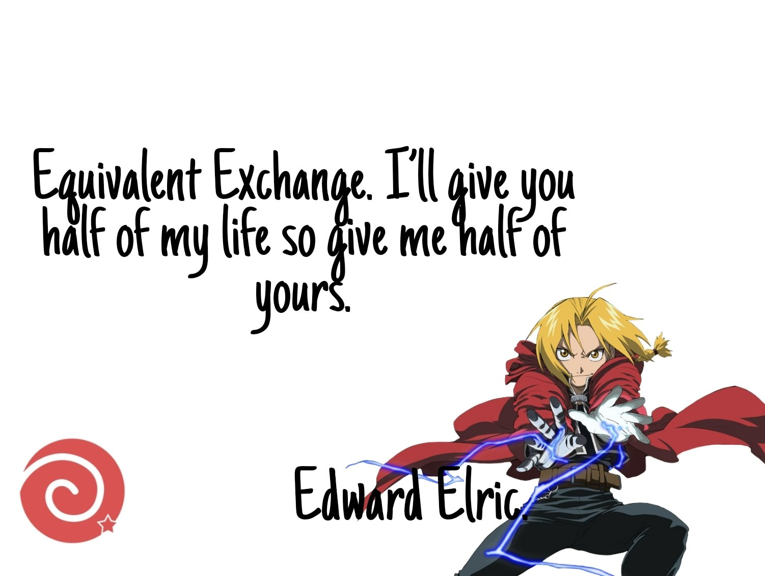 Edward Elric Quotes fma
