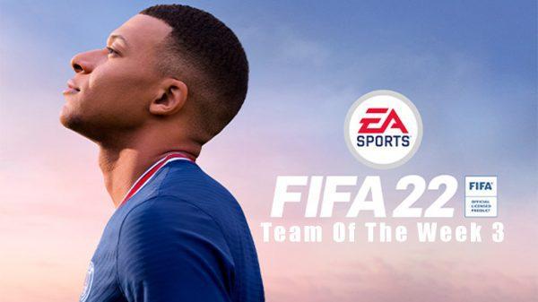 FIFA 21 TOTW3