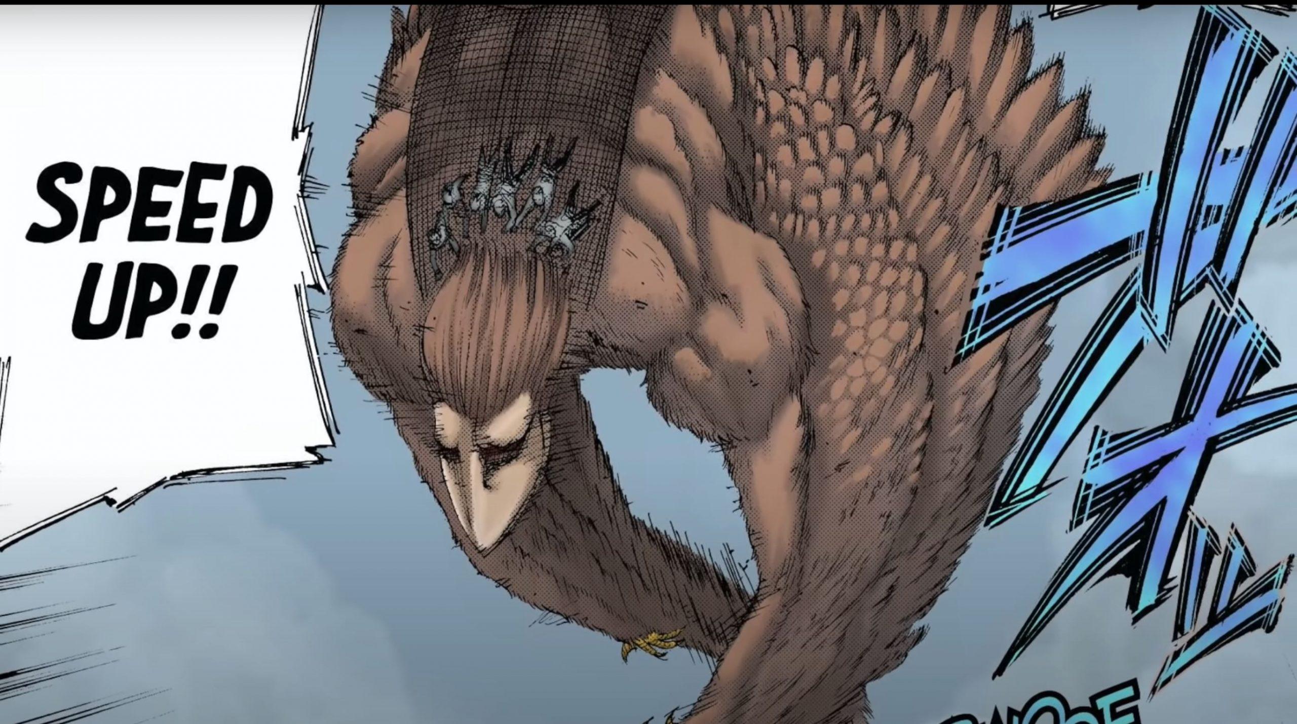 Falco's Jaw Titan