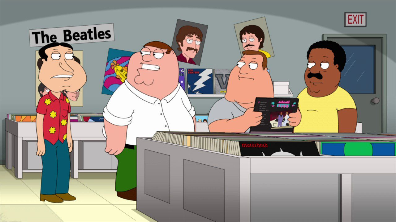 Events From Previous Episode That May Affect Family Guy Season 20 Episode 3