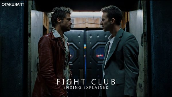 Fight Club Ending Explained