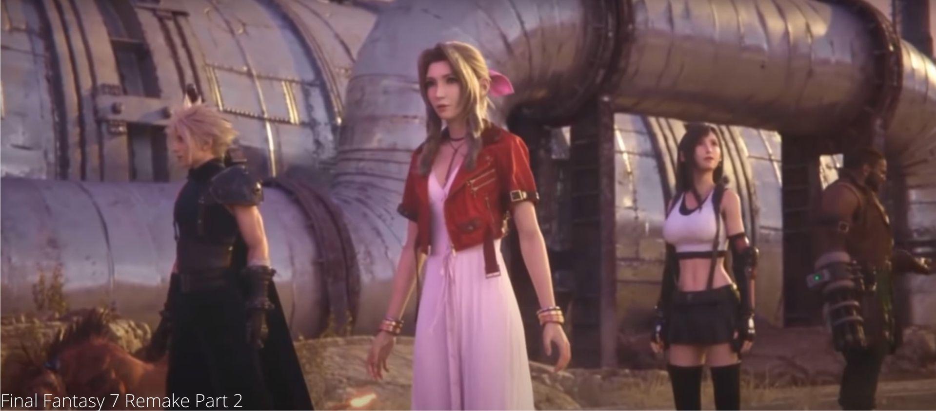 Final Fantasy 7 Remake Part