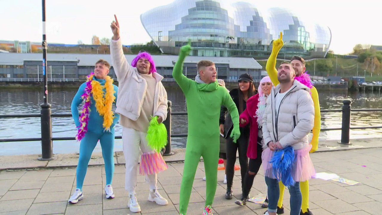 Events From Previous Season That May Affect Geordie Shore Season 22 Episode 1
