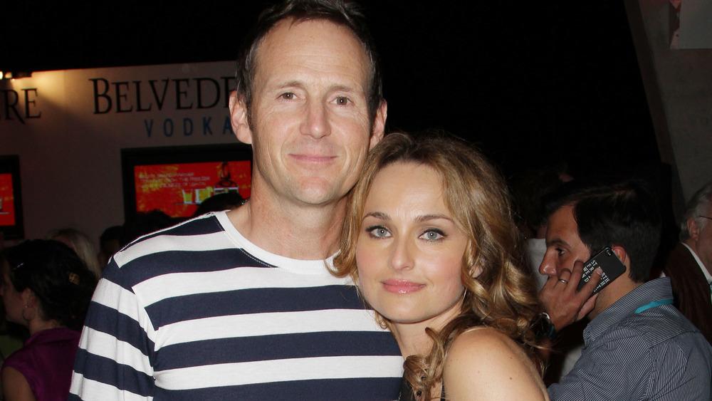 Giada De Laurentiis with ex-husband Todd