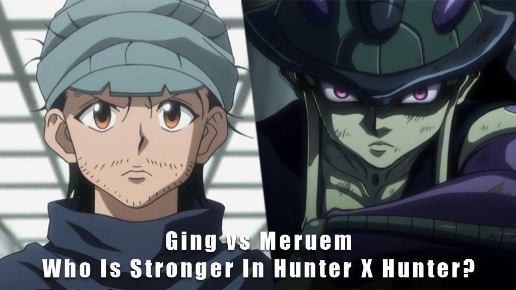 Ging vs Meruem