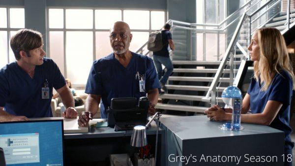 Grey's Anatomy Season 18 Episode 4