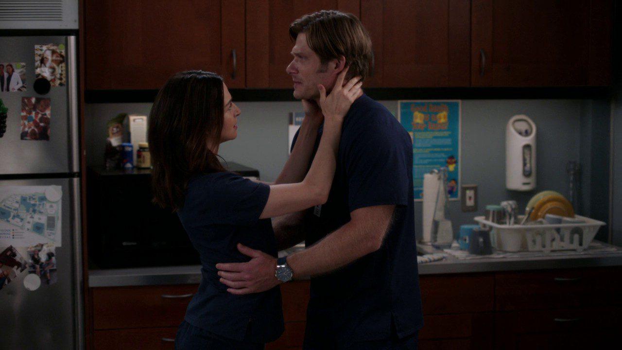 Ending For Grey's Anatomy Season 18 Episode 1