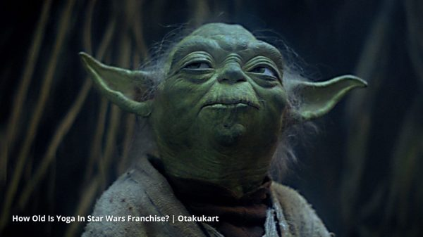 How Old Is Yoga In Star Wars Franchise