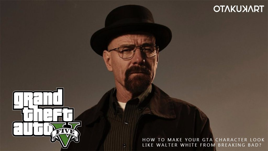 How To Make Your GTA Character Look Like Walter White