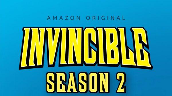 Invincible Season 2 Release Date