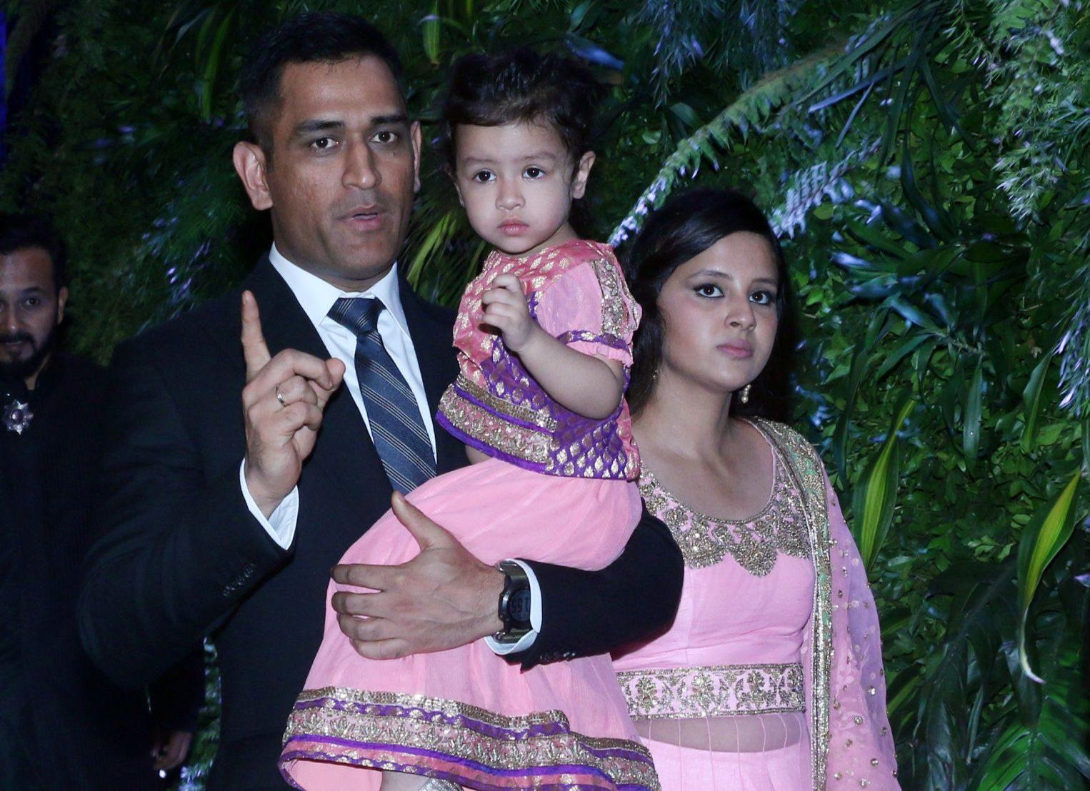 Is Sakshi Dhoni Pregnant?