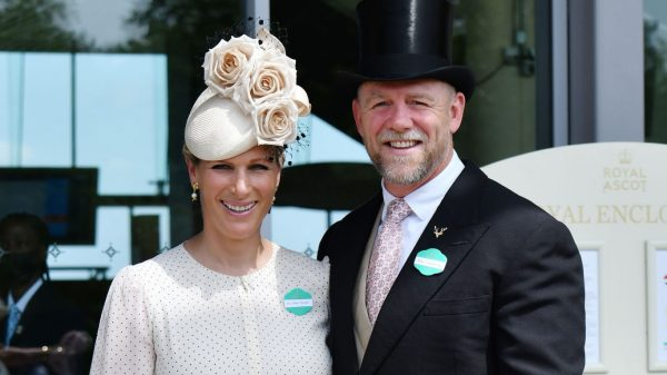 Mike Tindall Wife