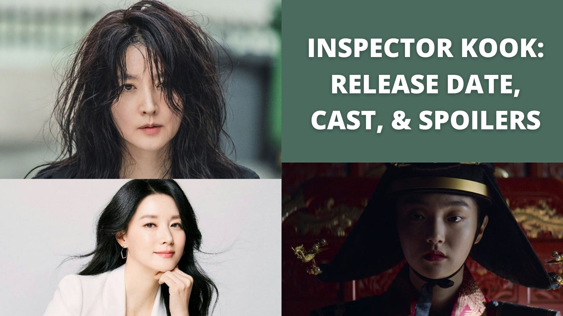 Inspector Koo: Release Date, Cast & Where To Watch
