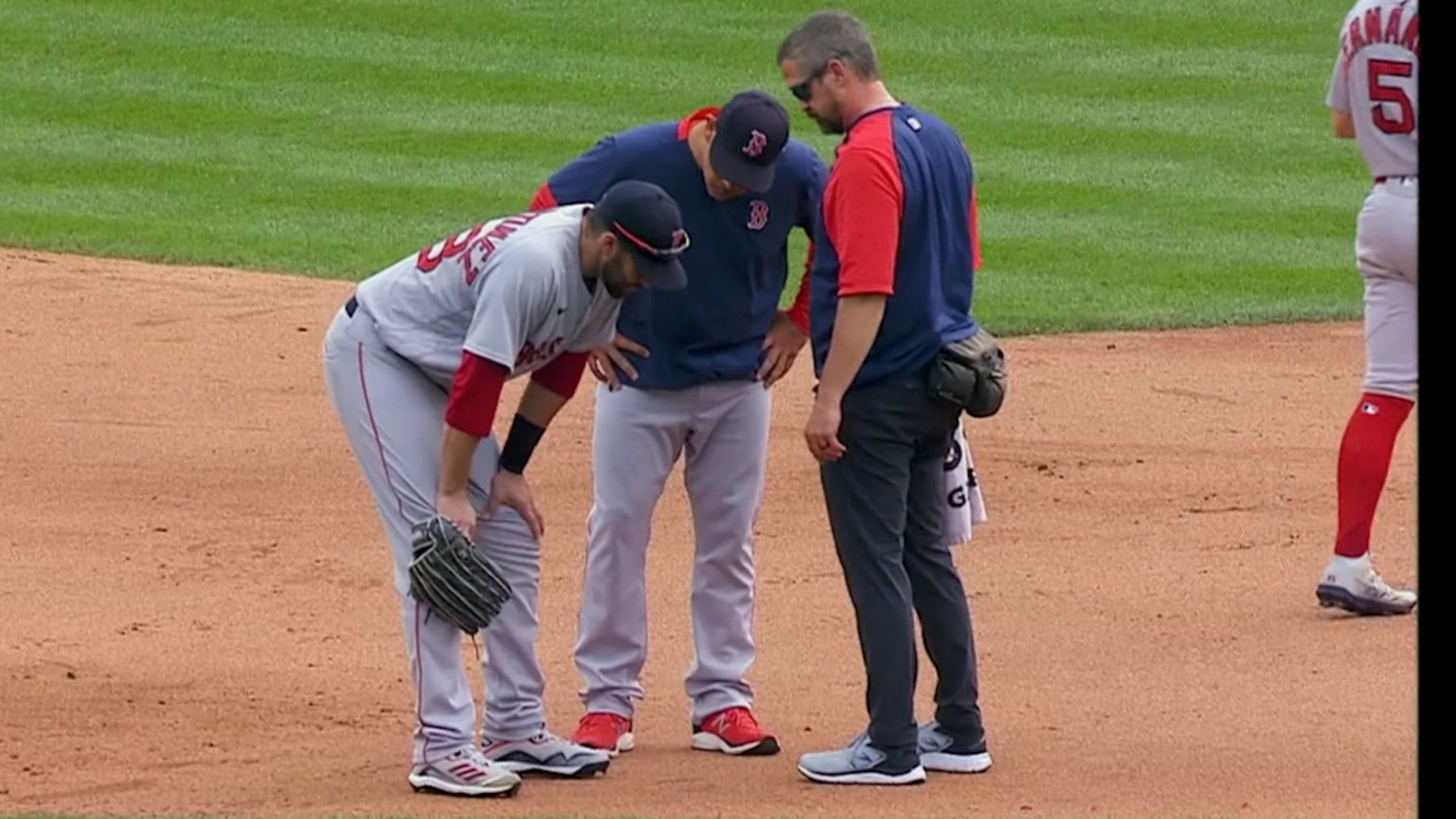 Why Is JD Martinez Not Playing Tonight?