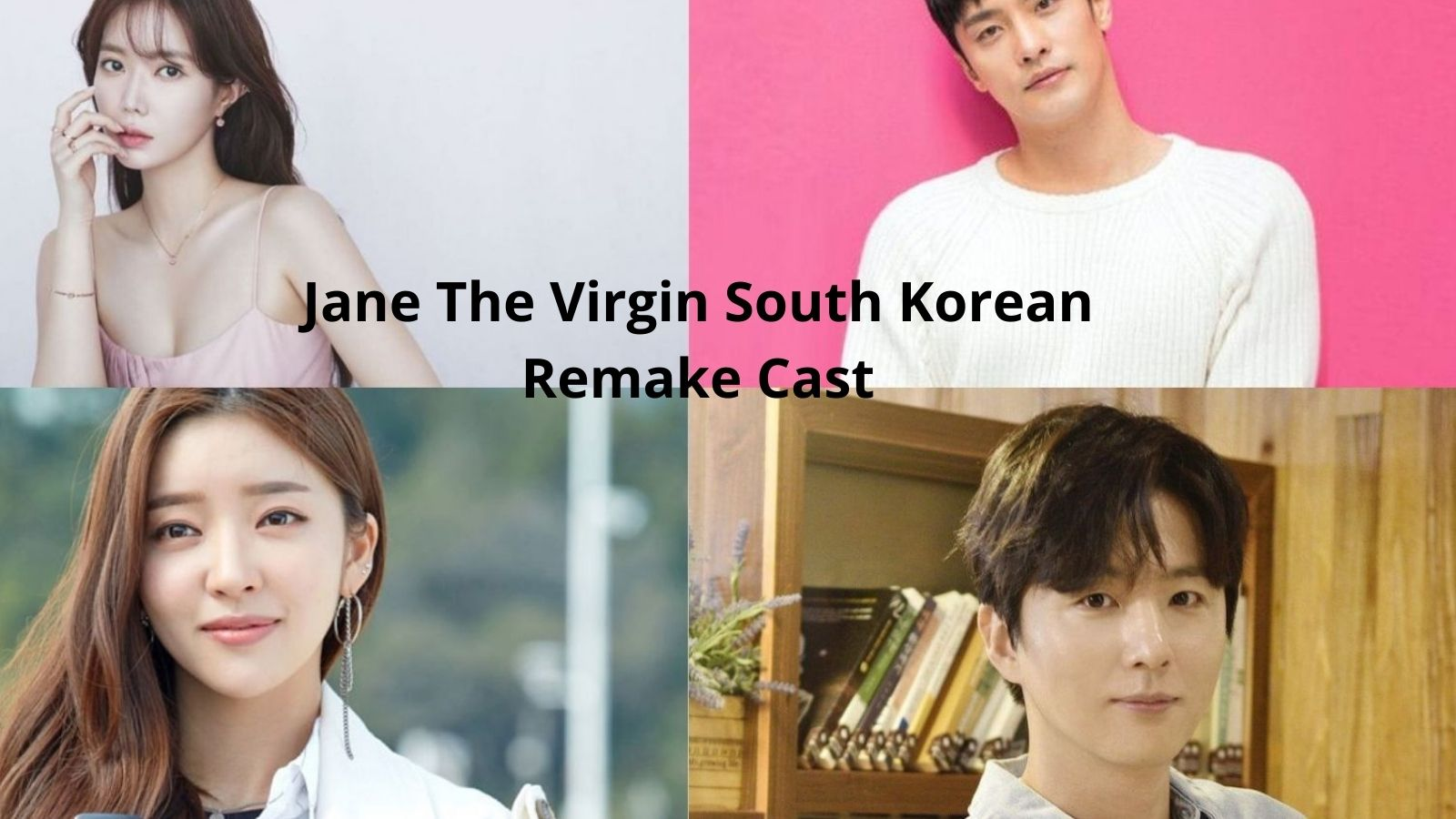 Jane The Virgin South Korean Remake Cast