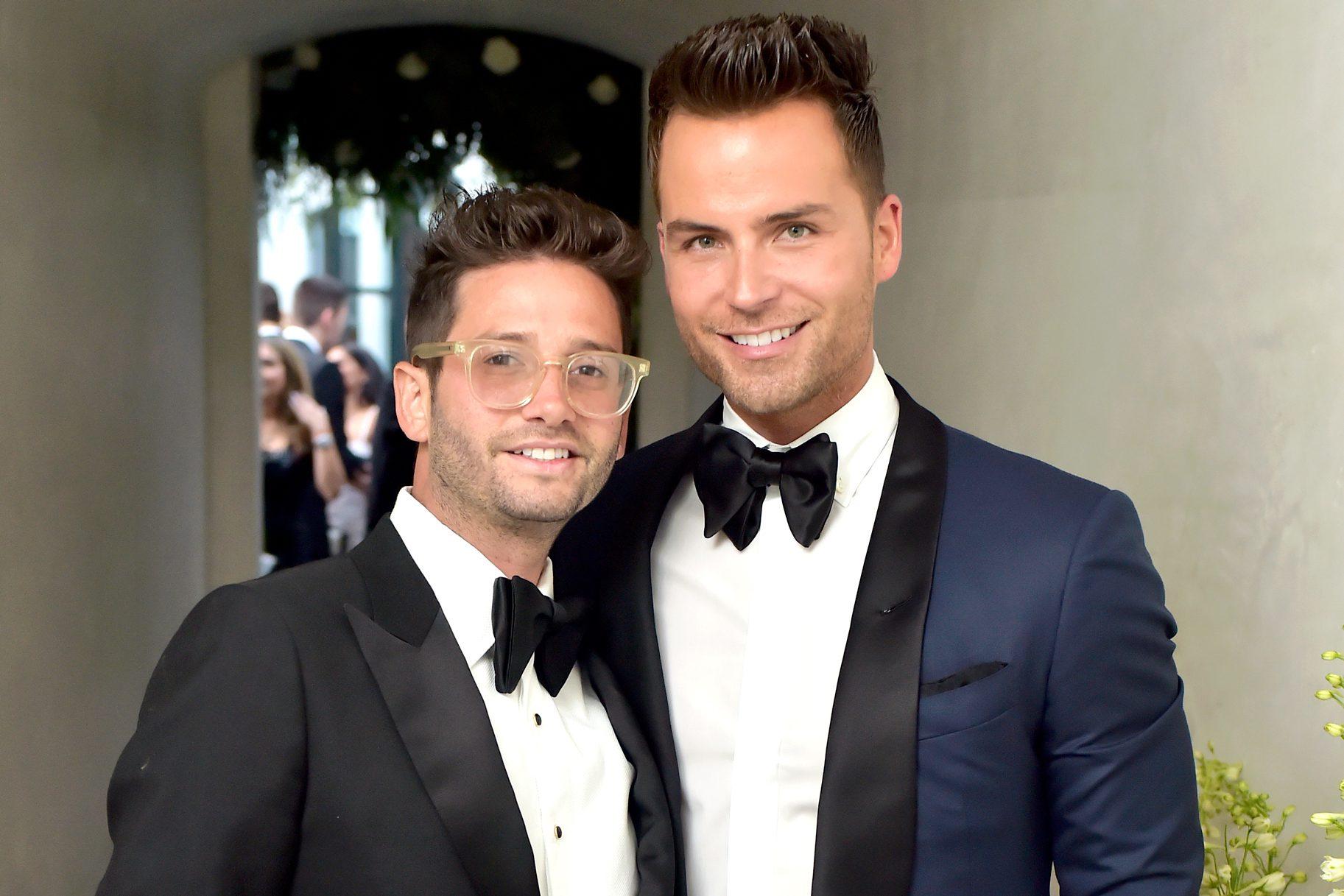 Josh Flagg and Husband