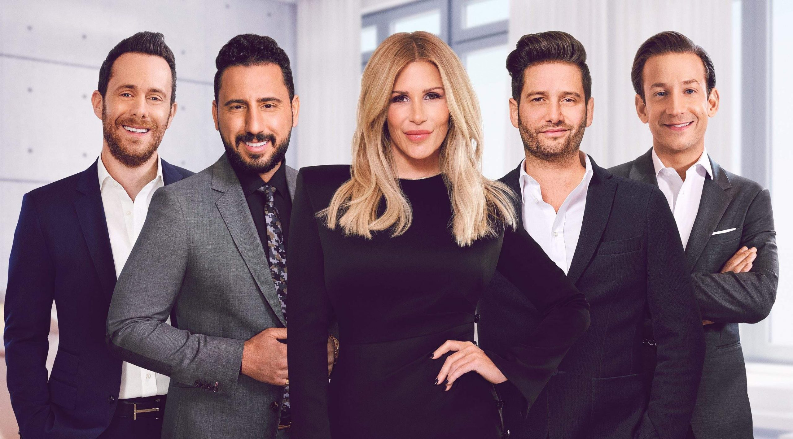 Josh Flagg and other realtors