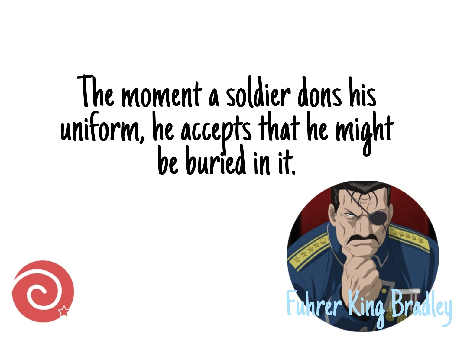 Quotes from Fullmetal Alchemist