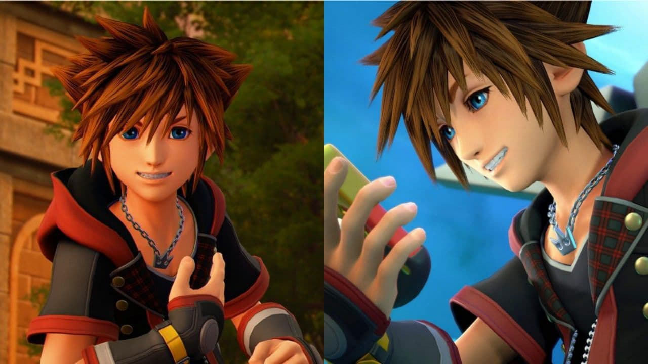 Kingdom Hearts Switch