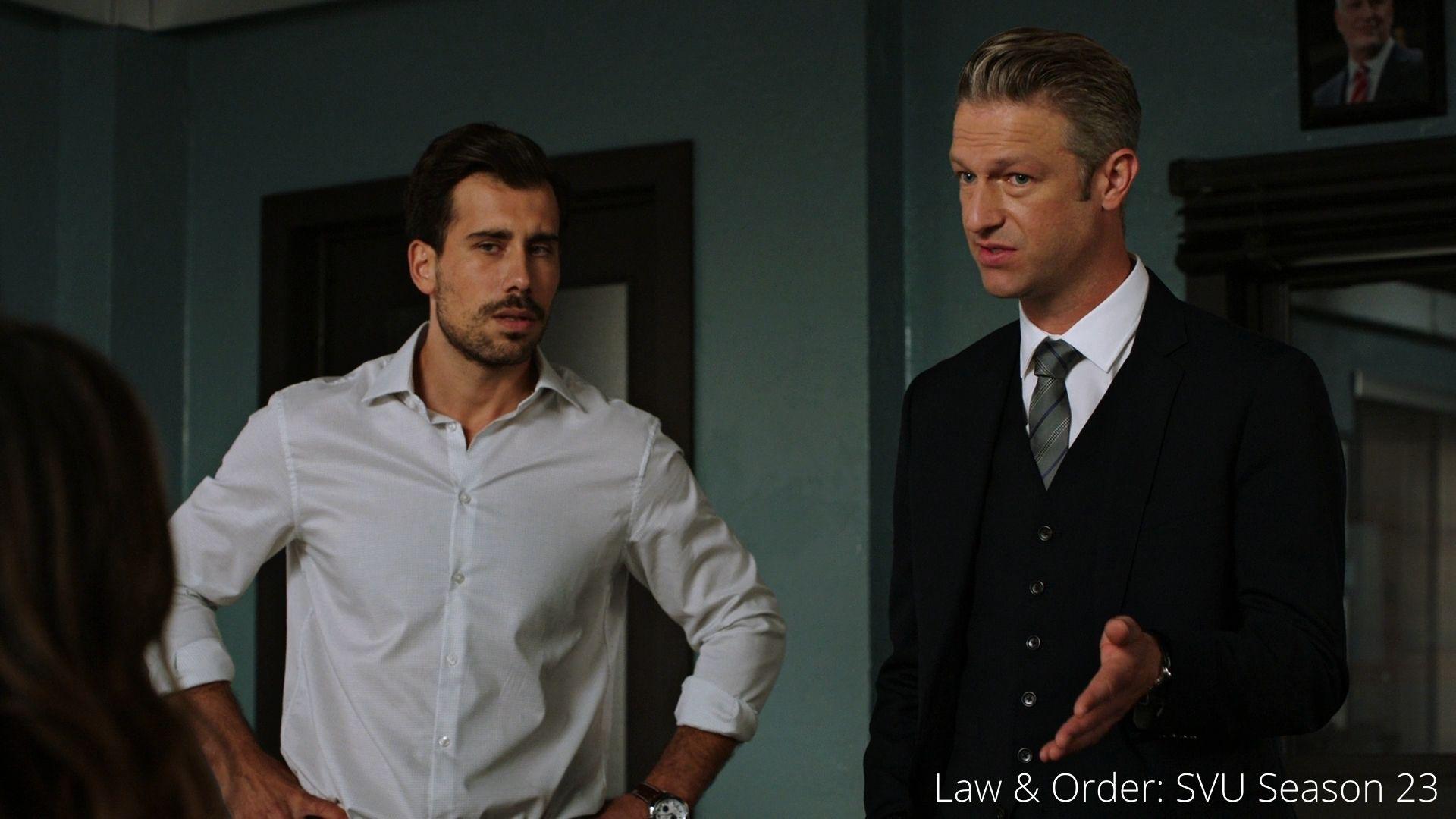 Law & Order: Special Victims Unit Season 23 Episode 5