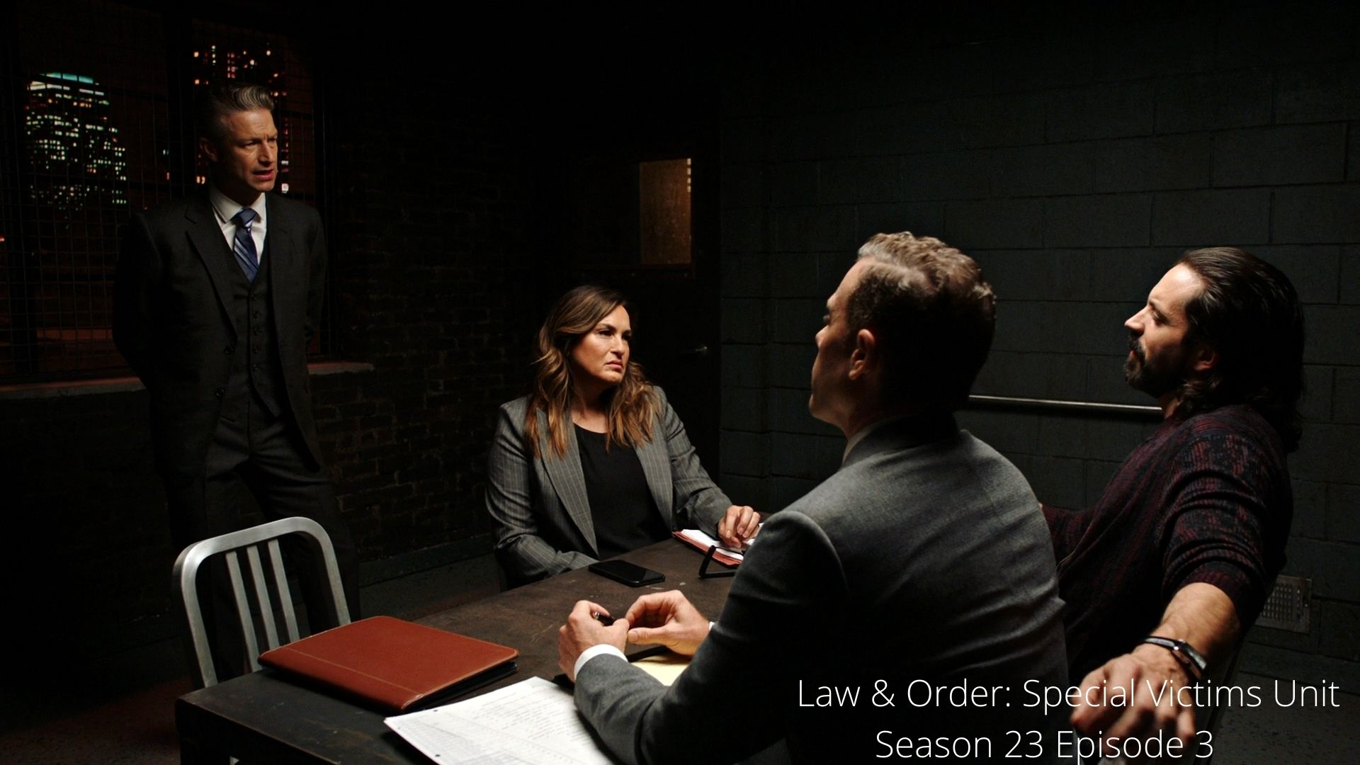 Law & Order: Special Victims Unit Season 23 Episode 4