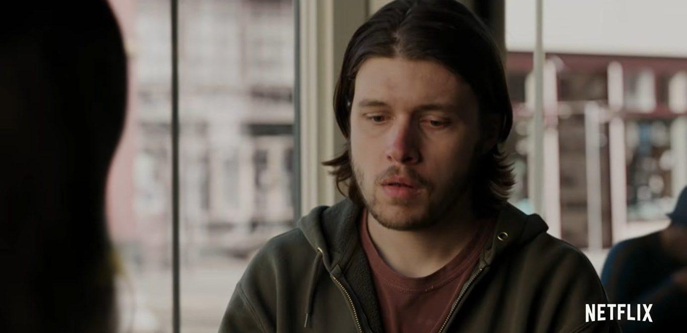 Sean in Netflix Drama Maid