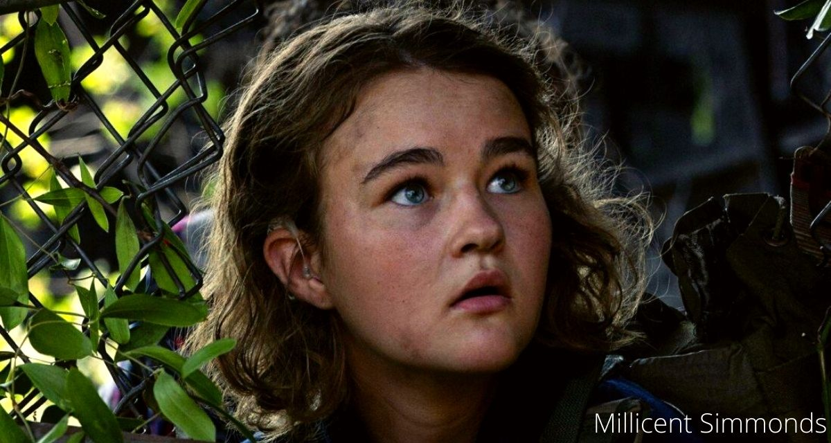 Is The Girl In A Quiet Place Deaf In Real Life
