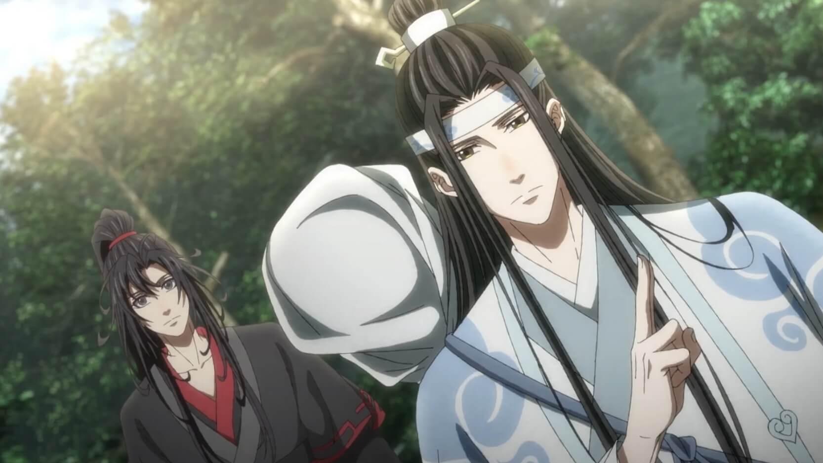 Mo dao zu shi season 3 episode 9 recap