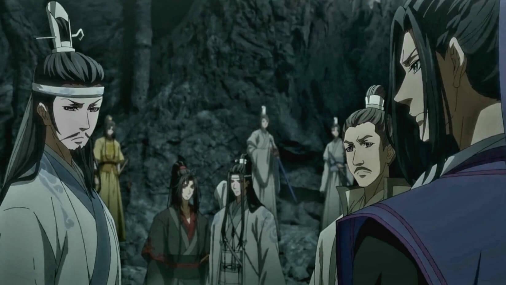 Where to watch Mo dao zu shi season 3 episode 9 online