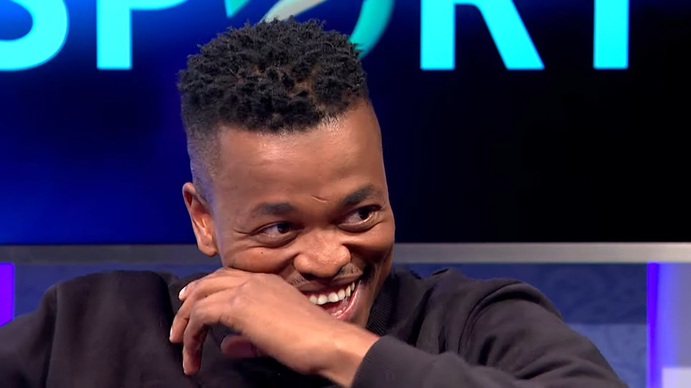 South African Comedian Mpho Popps Girlfriend