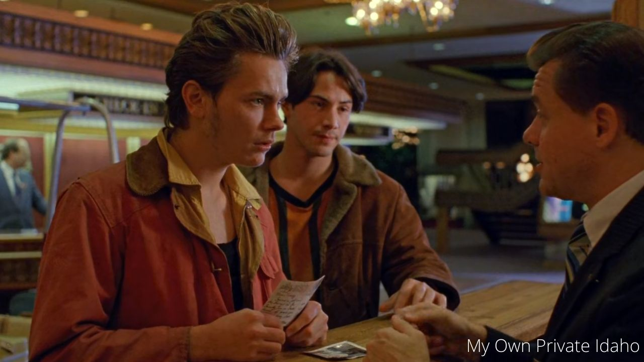 My Own Private Idaho ending
