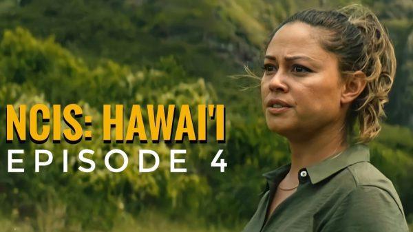 NCIS: Hawaii Episode 4 Release Date
