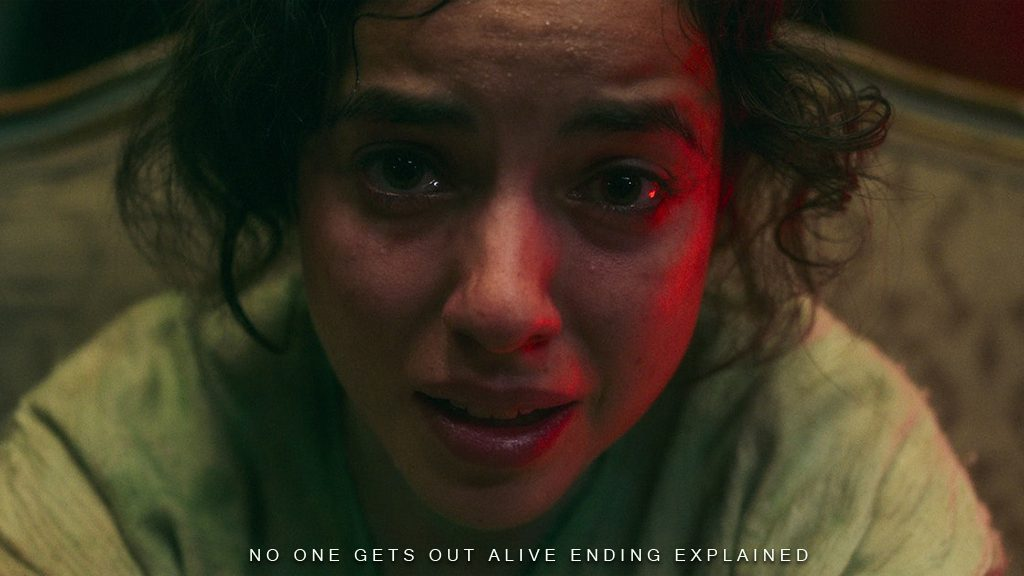 No One Gets Out Alive Ending Explained