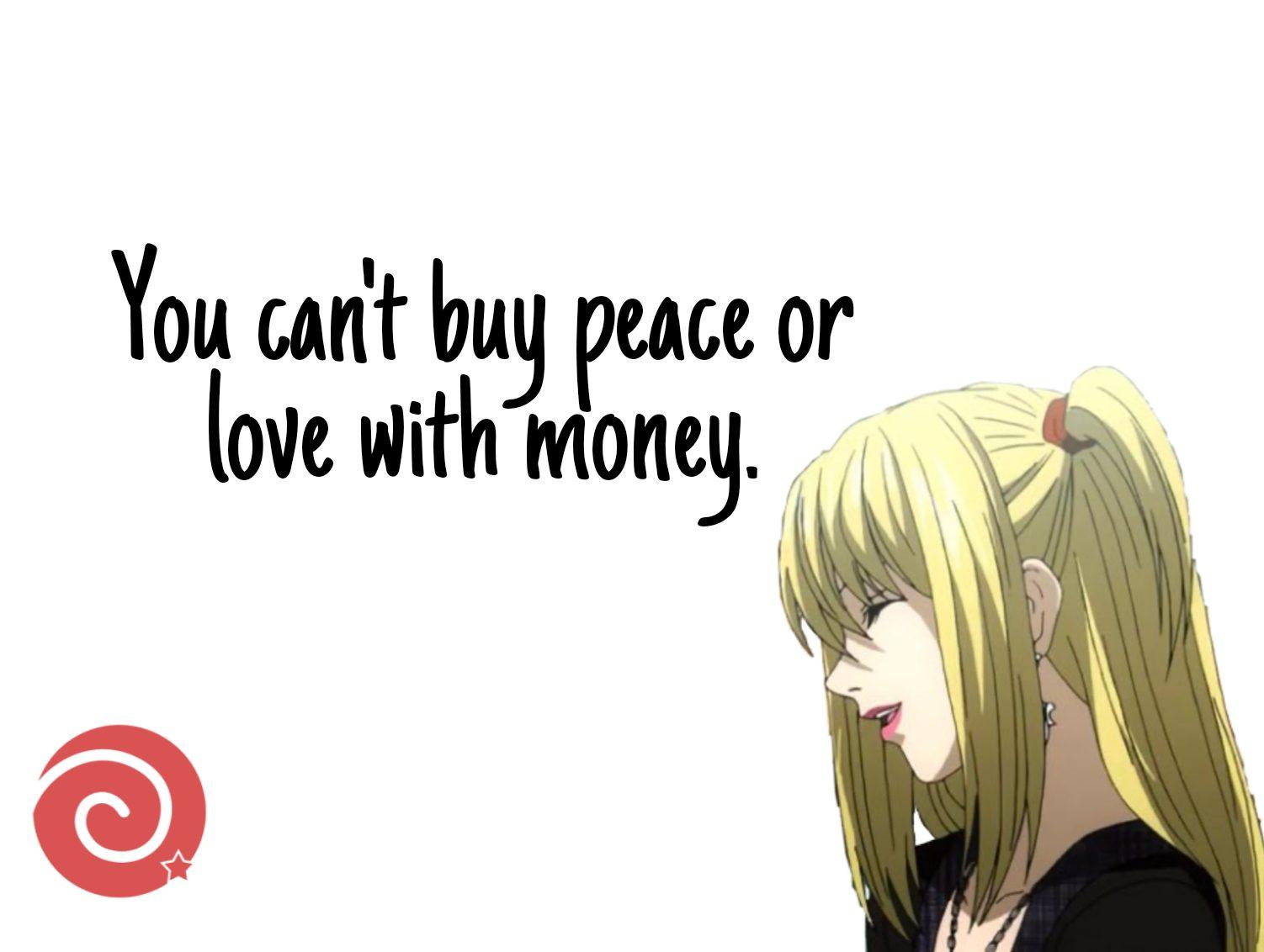 Misa Amane quotes