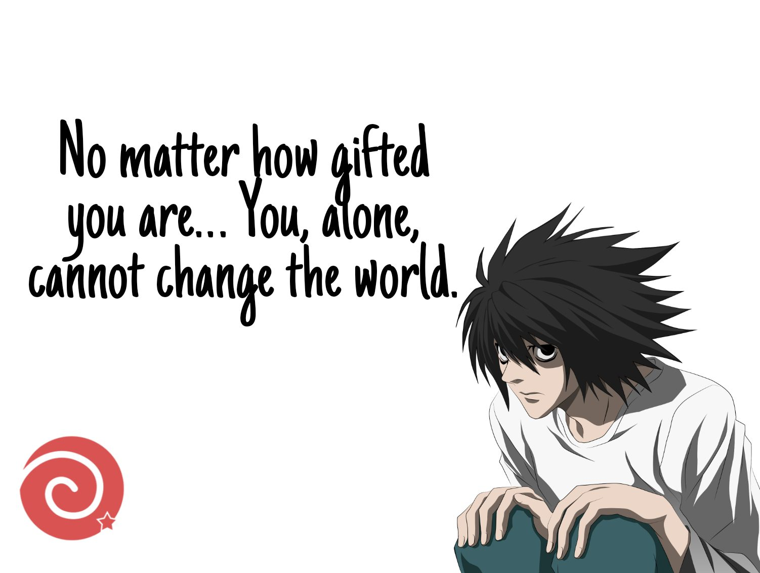 Quotes from Death note