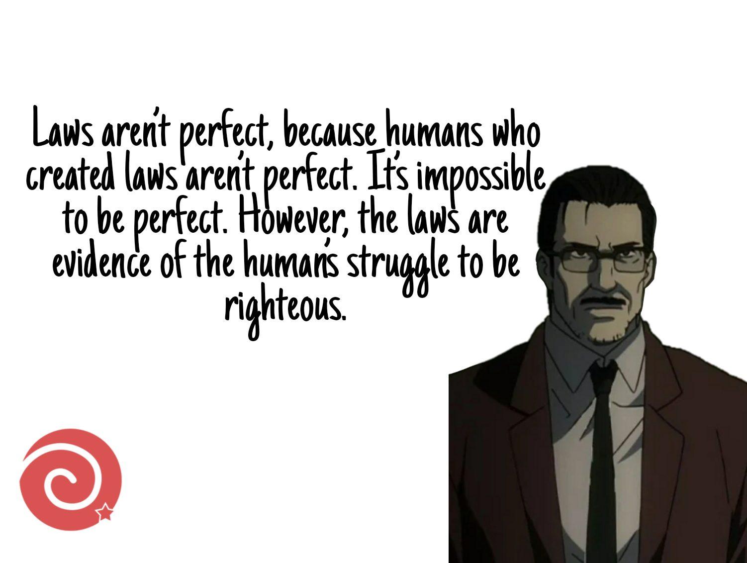 Soichiro Yagami quotes