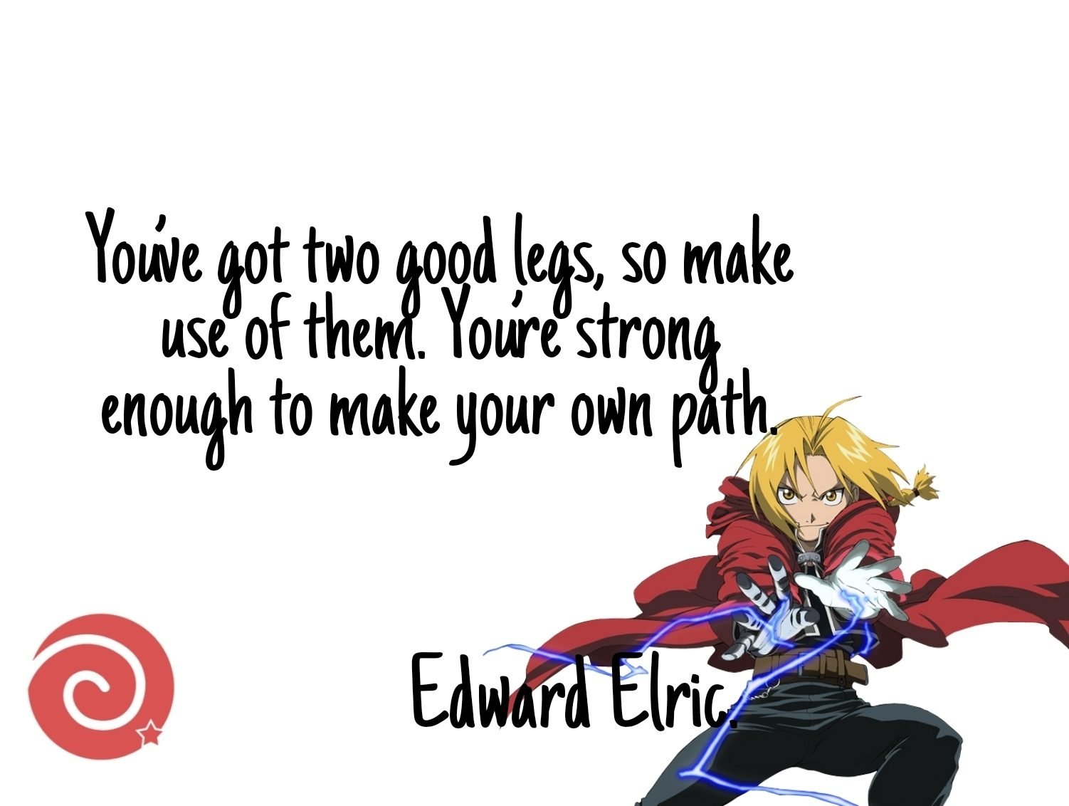 Edward Elric Quotes